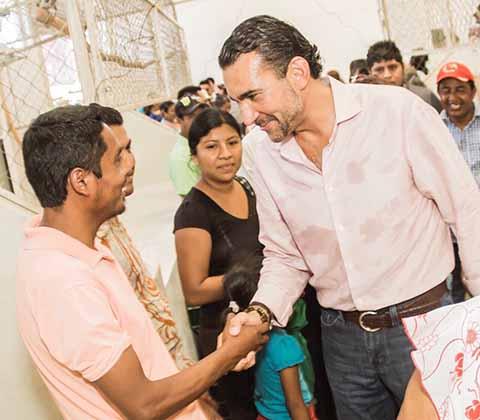 CFE Tiene una Deuda Enorme con Chiapas: Melgar