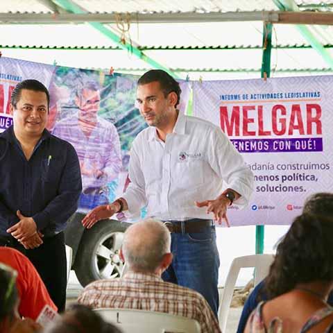 Chiapas con Potencial Pesquero que Debemos Explotar: Melgar