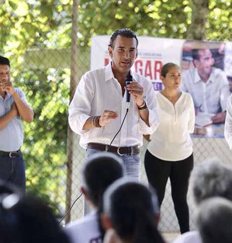 Geoparque de El Tacaná, una realidad: MELGAR.