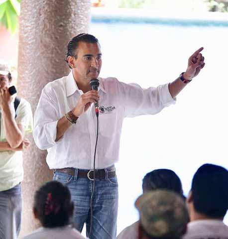 Urge que el Tacaná sea Reconocido Como un Gran Atractivo Turístico: Melgar