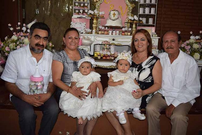 Pedro Lambertines, María de Lourdes, Cinthia, Carla Valentina, Lorena Lara, Joaquín Hernández.