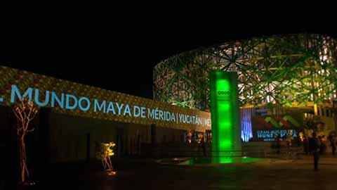 Todo Listo para el 3er Debate Presidencial en Mérida, Yucatán