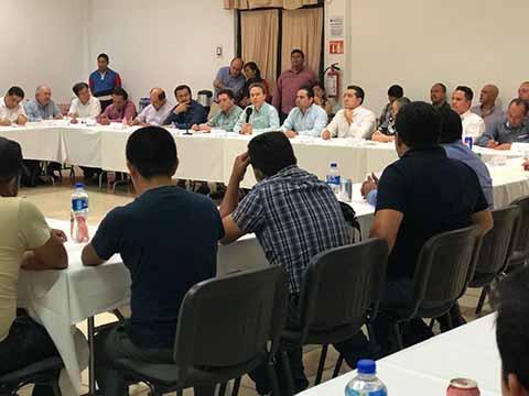 Gobierno del Estado Inicia Mesa de Diálogo con Maestros de Chiapas