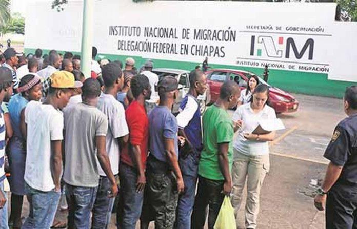 Abierta la Frontera Sur de México en Donde Ingresa Todo Tipo de Indocumentados