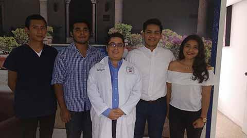 Médicos y enfermeras de Tapachula se Suman a la Contingencia por el Volcán de Fuego