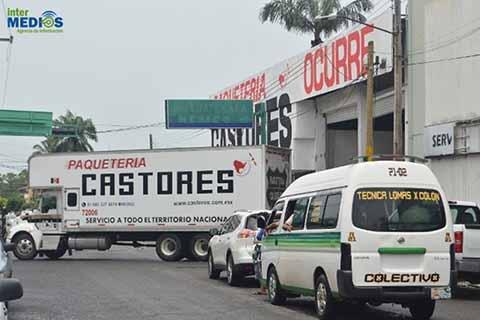 Ingreso de Camiones a la Ciudad Viola el Reglamento de Tránsito