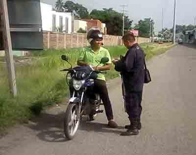 Refuerzan Seguridad en el Primer Cuadro de la Ciudad y colonias de Tapachula
