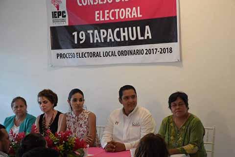 Cesar Ramírez Firma Pacto de Civilidad