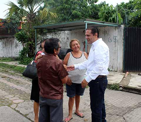Responderé con Trabajo, que se Traducirá en Resultados Para las Familias: Rubén Peñaloza