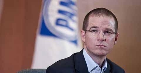 Ordena el Congreso a la PGR Informe Sobre Lavado de Dinero que Implica a Ricardo Anaya