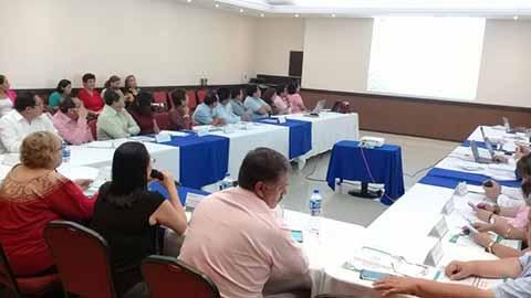 Presentan Plan de Trabajo al Fortalecimiento de la Calidad Educativa Para Próximo Ciclo Escolar