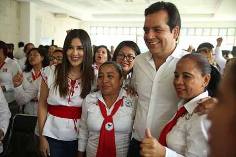 Hoy Albores en Gira por Tapachula y la Región