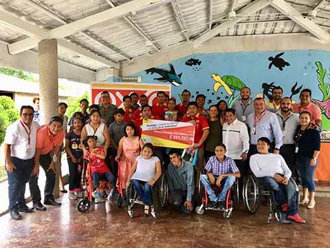 Invitan a la Sociedad Chiapaneca a Participar en el Programa de Redondeo