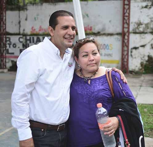 Llevará la Voz de los Alcaldes al Congreso de la Unión: Rubén Peñaloza