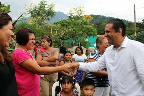 Con el Apoyo de la Sociedad Seguimos Fortaleciéndonos: Rubén Peñaloza