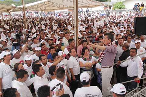 Ofrece Rutilio Escandón un Gobierno Austero