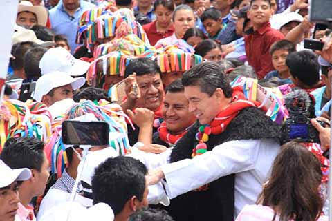 Chiapas y los Pueblos Indígenas Saldrán Adelante: REC