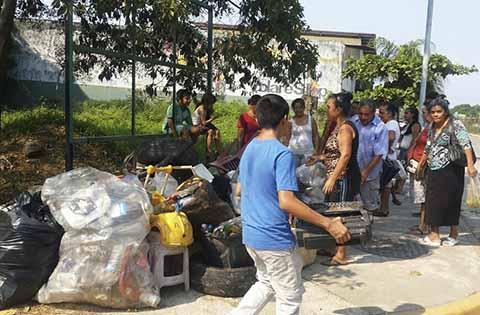 Eliminación de Cacharros Garantiza la Contención del Dengue, Chikungunya y Zika