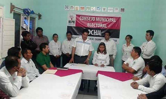 Estos acuerdos se han firmado con los aspirantes a alcaldías y diputaciones locales con el fin de garantizar un clima de paz y tranquilidad durante la jornada cívica del primero de julio