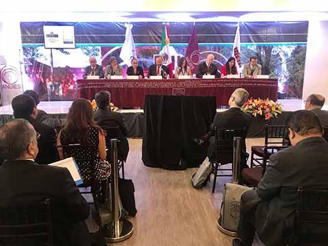 Participa el Rector de la UNACH, en la LIII Sesión Ordinaria de la Asamblea General de la ANUIES