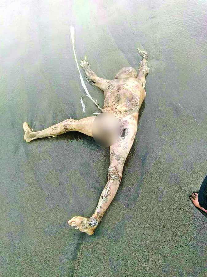 Localizan Cuerpo Sin Vida en Suchiate