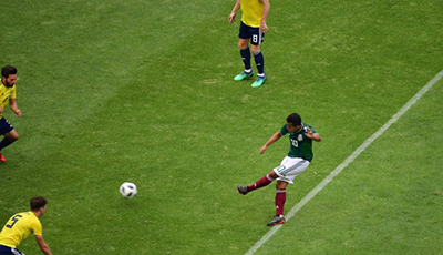 Selección Mexicana Apenas Gana 1-0 a Escocia