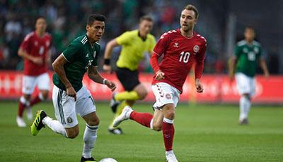 """Pierde la """"Decepción"""" Mexicana Antes del Mundial Rusia 2018"""