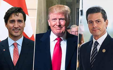 Trump Propone dos Acuerdos