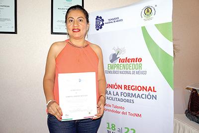 Gabriela Jiménez.