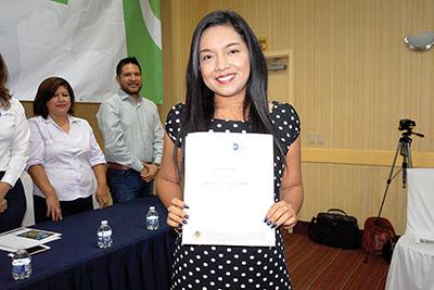 Lupita Díaz.