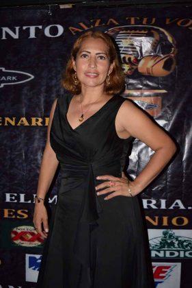 Karla Morales.