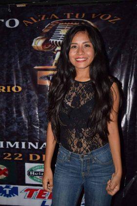 Kimberly Fuentes.