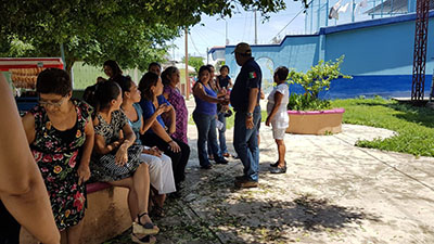 Vecinos Vigilantes Crean Grupo de WhatsApp