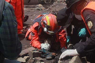 Suman 110 Muertos por Erupción del Volcán de Fuego en Guatemala