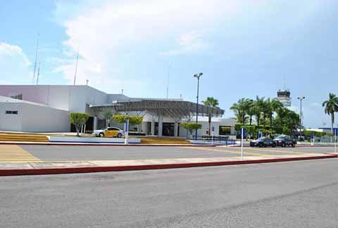 Aeropuerto de Tapachula Opera sin Contratiempos