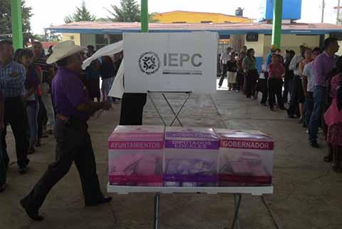 Reflejarán Elecciones, Civilidad Política Chiapaneca: Willy Ochoa