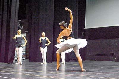 Gran Presentación de Ballet