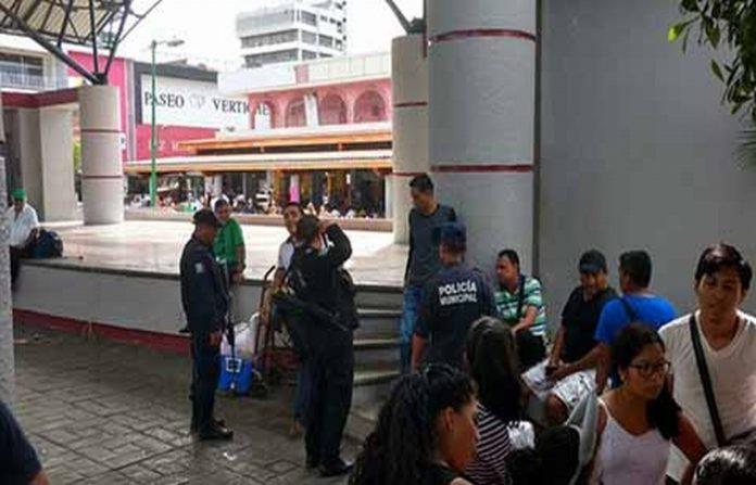 En los operativos del Grupo Interinstitucional Antipandillas realizados en Tapachula, participan elementos del Ejército Mexicano, Armada de México, Policía Federal, Gendarmería, Estatal Preventiva, Municipal, Instituto Nacional de Migración; Fiscalía de Migrantes, Especializada, entre otras corporaciones.