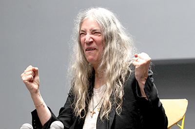 Patti Smith estará en el Hay Festival Querétaro 2018