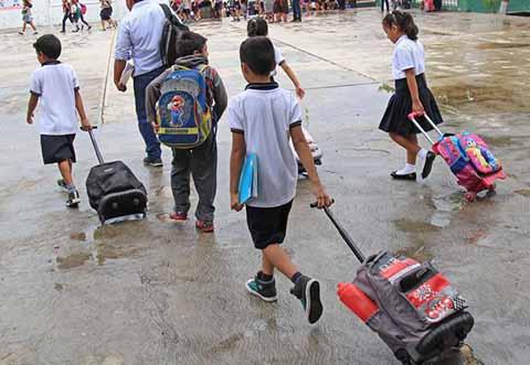 Concluyen el Ciclo Escolar másde 25 Millones de Estudiantes