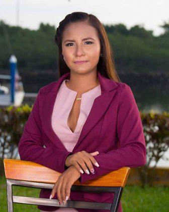 Karen Bautista Arriaga.