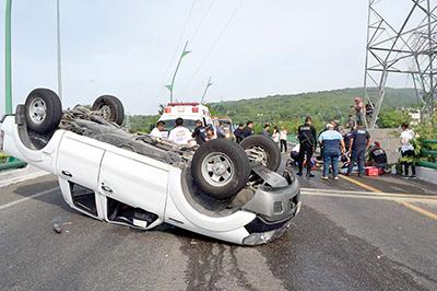 12 Niños Heridos en Accidente