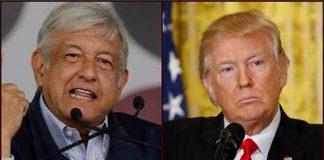 Trump Repudia Eventual Despenalización de las Drogas Impulsada por Gobierno de AMLO