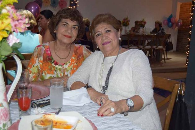 Magnolia Aguilar, Yolanda, Irene Ancheyta.