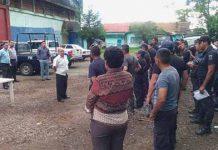 Policías se Reincorporan a sus Actividades en Cacahoatán
