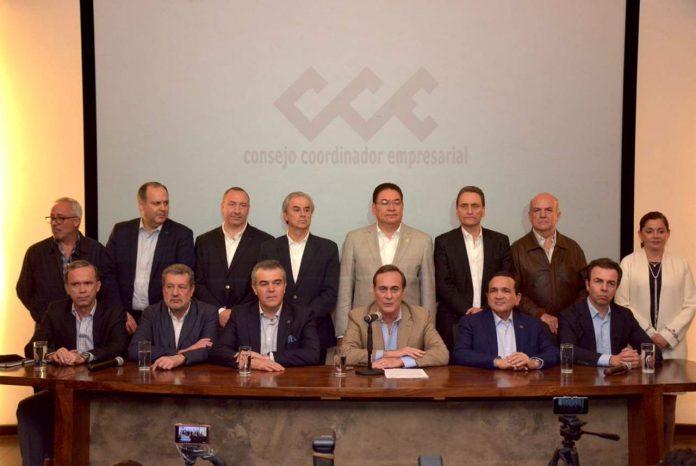 CCE Conformará Mesas de Trabajo con Equipo Económico de AMLO
