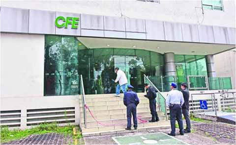 CFE Reporta Pérdidas en Primer Semestre del Año por 39 Mmdp
