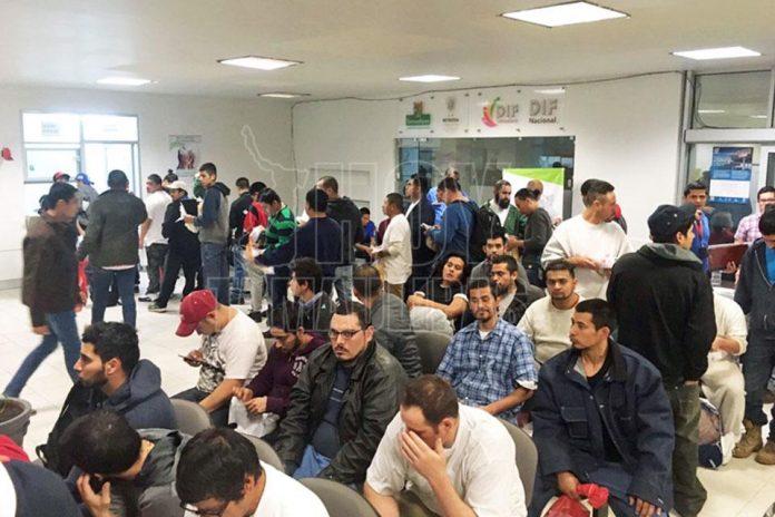 Casi Cien Mil Mexicanos Repatriados de EU, en los Primeros Cuatro Meses