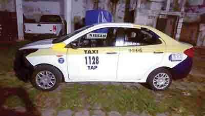 Detienen a Taxista por Intento de Violación