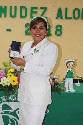 Edith Bermúdez.